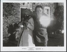Diana Quick Richard Boone in The Big Sleep '78 Lamp Gunflash