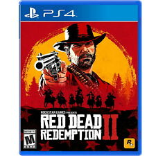Red Dead Redemption 2 PS4 [Factory Refurbished]