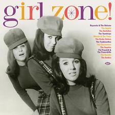 V/A - Girl Zone! 180G LP NEW COLOR VINYL ACE UK Drake Sisters, Angels, Ikettes