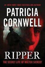 Ripper: The Secret Life of Walter Sickert by Patricia Cornwall. Hardcover Book