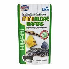 Hikari Mini Algae Wafers 85g 7mm Tropical Catfish Plecos Sinking Wafer Disc Food
