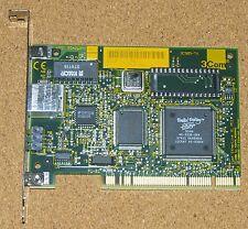 3COM 10/100BASE-TX Ethernet Adapter Fast EtherLink XL PCI Card DF63C905-TX