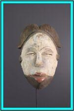 MASQUE OGONI AFRICAN TRIBAL ART AFRICAIN ARTE AFRICANA AFRIKANISCHE KUNST **