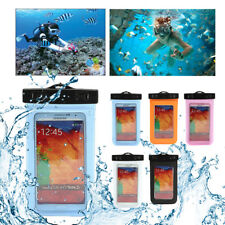 Cell Phone Underwater Waterproof Case Bag For SAMSUNG Galaxy S8 S9 iPhone 8 PLUS