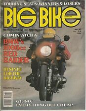 MAY 1977 BIG BIKE vintage motorcycle magazine
