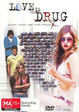 Love Is the Drug NEW PAL Cult DVD Elliott Lester