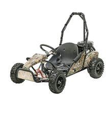 Realtree 100cc Gas Powered Camo Ride-On Go Kart