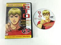 DVD  GTO  Manga DVD n°8  Disque etat parfait  Envoi rapide et suivi