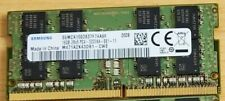 """1x16gb di RAM ddr4 3200mhz pc4-3200aa per LG 17z90n-v.aa77g Gram 17"""" WQXGA i7-1065g7"""