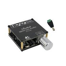 Stereo Bluetooth 5.0 Audio Digital Power Amplifier Module 20WX2 Dual Channel