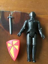 Vintage DFC Dragonriders of the Styx Black Knight figure  1982 Complete