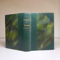 John KNITTEL 1947 EL HAKIM littérature roman Albin Michel Paris France N7407