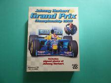 Johnny Herbert's GRAND PRIX Championship 1998 PC BIG BOX COMPLETE