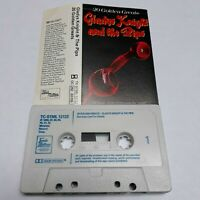 GLADYS KNIGHT & THE PIPS 20 GOLDEN GREATS CASSETTE TAPE TAMLA MOTOWN UK 1979