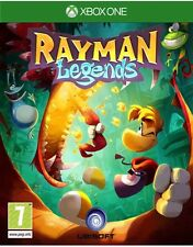 Rayman Legends Game XBOX One Brand New & Sealed. Free UK P&P