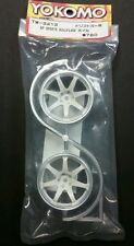 Team Yokomo 1:10 Scale  RC Drift wheels GP Sports Gullflame TW-3413 4mm