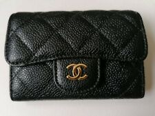Stunning, Authentic Chanel Caviar Coin Purse
