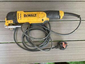 DeWalt E315 300W Oscillating Multi Tool 240V