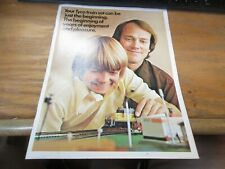 Tyco Trains 1975 Catalog 16 pages full color PB GUC