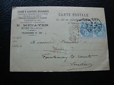 FRANCE - carte 1904 (cy80) french