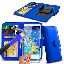 Fundas y carcasas color principal azul para teléfonos móviles y PDAs THL