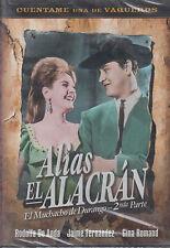 DVD - Alias El Alacran NEW Muchacho De Durango 2nda Parte FAST SHIPPING !