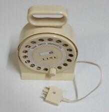 Vintage Telecom Australia Authorised Telephone Extension Cord & Reel- 15 Metres