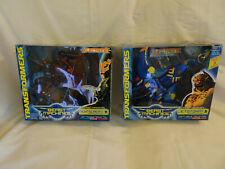 Transformers Beast Machines Ultra Jetstorm and Nightscream