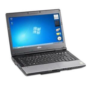 Fujitsu LifeBook S752, Core i5, 2.60GHz, 4GB RAM, 120GB SSD, Wifi, Cam, Win 10
