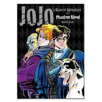 Jojo's Bizarre Adventure Part 1 Phantom Blood Poster B2 Jojo exhibition 2018