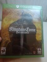 Kingdom Come: Deliverance - Standard Edition (Xbox One) XB1 - NEW