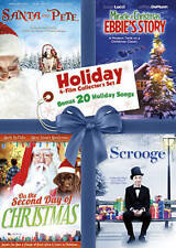 Holiday 4 Film Collector's Set with 20 Bonus Holiday Songs  Santa & Pete  Miracl