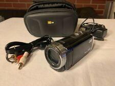 JVC Camcorder (GZ-E306BU HD Camcorder BLACK)