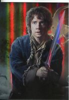 Hobbit Desolation Of Smaug Foil Collage Poster Chase Card CP1