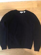 Best & Co boys navy cotton sweater 12. Beautiful quality.