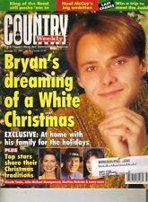 BRYAN WHITE Country Weekly Magazine 12/23/97 NEAL MCCOY