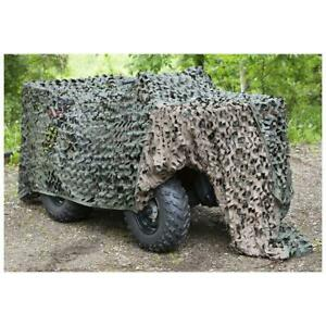 "Recon Outdoors Camoflouge Material with 3D Leafcut Technology (8' x 57"")"