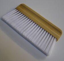 Wallpaper Brush 200mm (8in) Paper Hanging Brush Wood Handle Vinyl Bristles