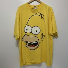 Homer Simpson Universal Studios T-Shirt XXL