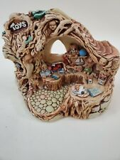 Vintage Pendelfin Toy Shop Made in England Pre-owned No Box Quirky