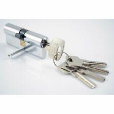 Schließzylinder Zylinderschloss Knaufzylinder Knauf Profil + 5 Schlüssel
