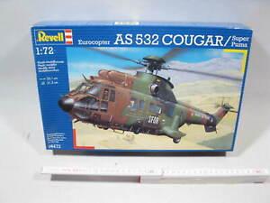 Revell 04472 Eurocopter AS 532 Cougar Super Puma 1:72  Box ist verklebt mb11309