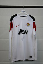 Ryan Giggs Player Spec Issue Signed Shirt Man Utd Autograph Jersey Memorabilia