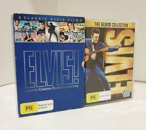 ELVIS Presley Collection 14x Classic Films DVD (14-Disc) Box Set Region 4 PAL