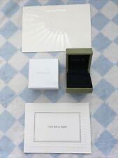 New Van Cleef & Arpels Jewelry Bracelet Display Suede Box Genuine + Outer Box