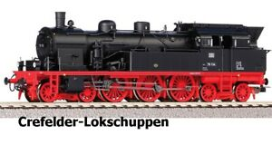PIKO 50600 Steam Locomotive Tender Br 78 DB EP III Analogue PluX22 New Boxed