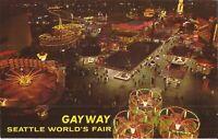 Seattle, WASHINGTON - World's Fair / Century 21 Exposition - Gayway - 1962