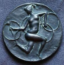 MEDAGLIA PARTECIPAZIONE GIOCHI XVII OLIMPIADE ROMA 1960 OLYMPIC GAMES ROME GRECO
