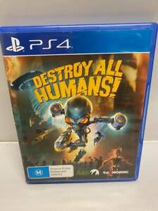 DESTROY ALL HUMANS PS4 67532