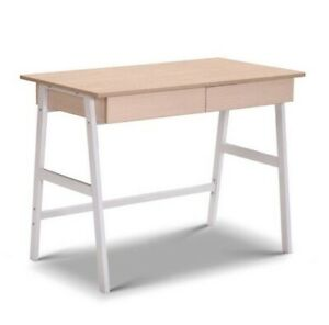 Artiss Computer Desk Study Office Desks Storage Study metal Drawer Table Student